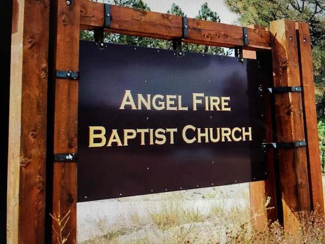 Angel Fire Baptist Church